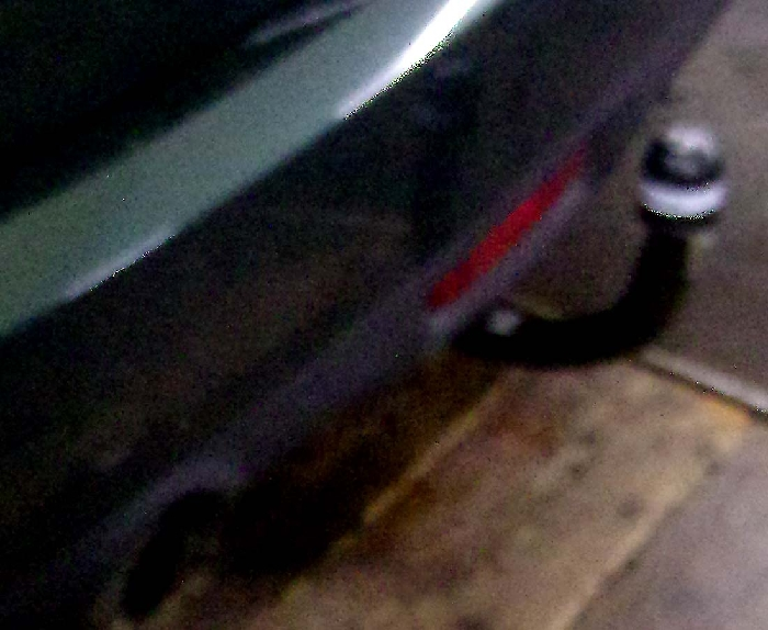 Anhängerkupplung für MINI-One, One D, Cooper - 2013- F56 One nur 3-türig, Fzg. ohne Anhängelast, spez. für Heckträgerbetrieb Ausf.:  vertikal