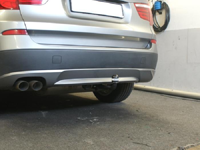 Anhängerkupplung BMW-X3 F25 Geländekombi, Baujahr 2014-
