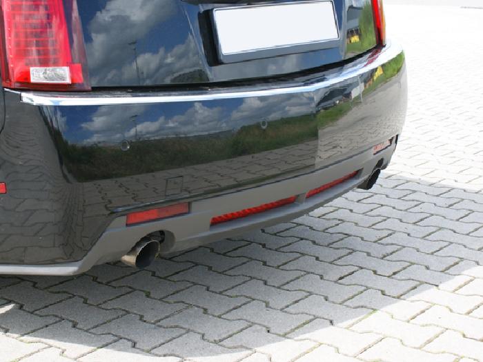 Anhängerkupplung für Cadillac-CTS - 2007-2013 Limousine Ausf.:  vertikal