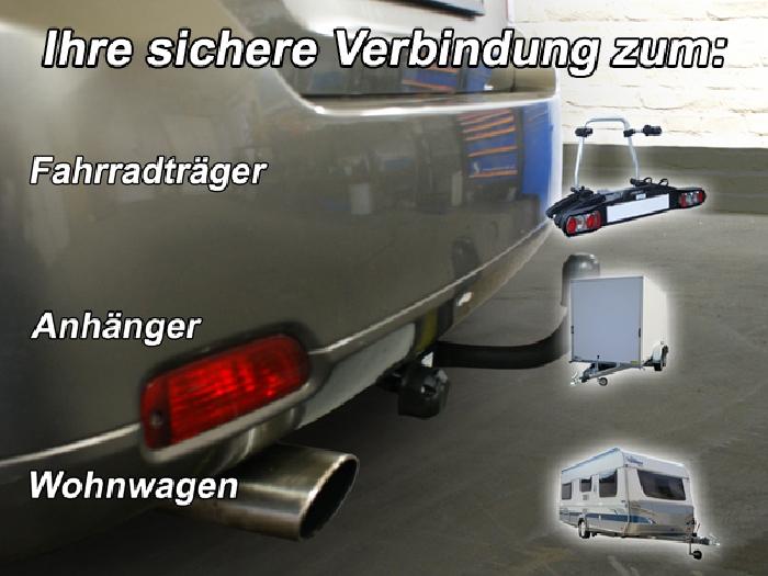 Anhängerkupplung Chevrolet Epica, Baureihe 2006-  feststehend