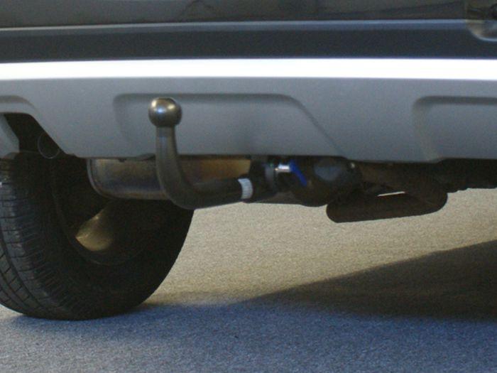 Anhängerkupplung für Dacia-Duster - 2013-2017 SUV 2WD und 4WD Ausf.:  vertikal