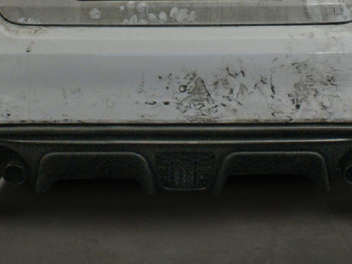 Anhängerkupplung Fiat 500 Abarth spez. Abarth 500, 595 Competizione nur für Heckträgerbetrieb, Baureihe 2016-  vertikal