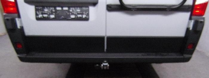 Anhängerkupplung Fiat Ducato Kasten, Bus, alle Radstände L1, L2, L3, L4, XL, Baureihe 2014-  feststehend