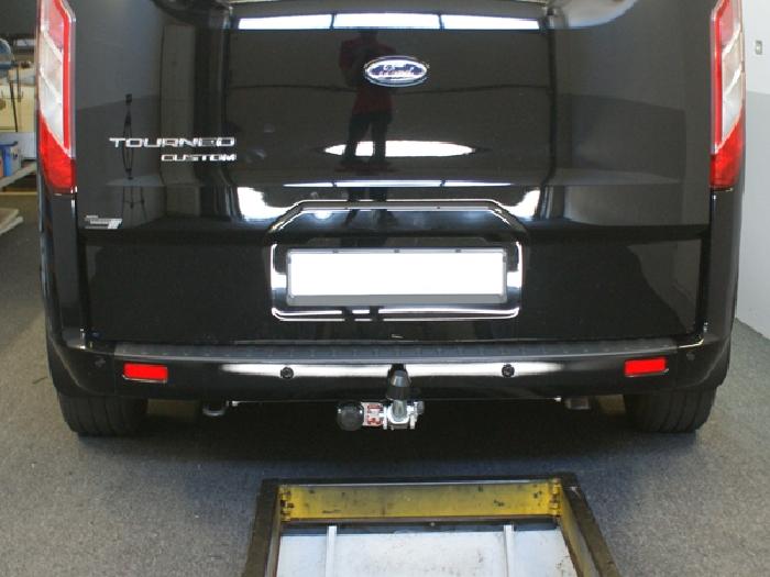 Anhängerkupplung für Ford-Transit Custom - 2012-2016 Ausf.:  horizontal