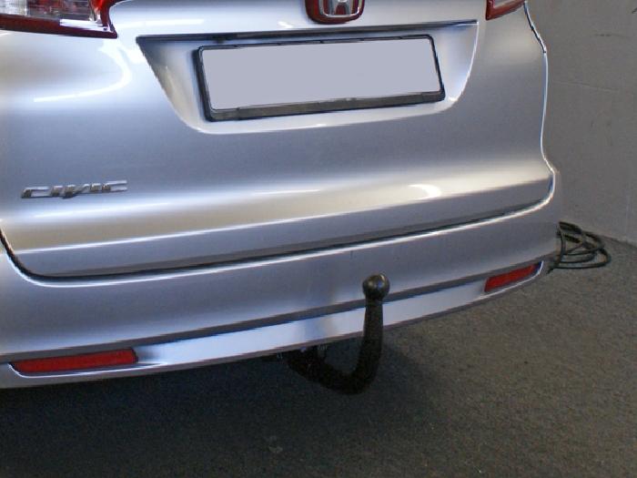 Anhängerkupplung für Honda-Civic - 2014- Tourer Ausf.:  vertikal