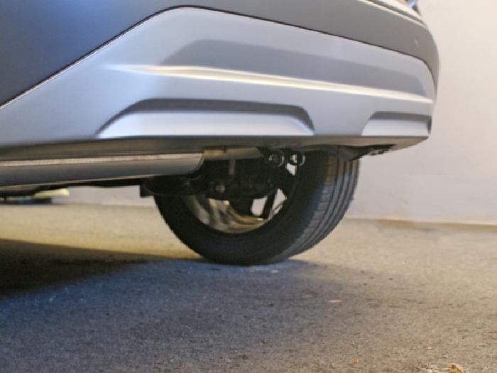 Anhängerkupplung für Hyundai-Kona - 2017- Fzg. ohne E-satz Vorbereitung, spez. AdBlue Ausf.:  vertikal