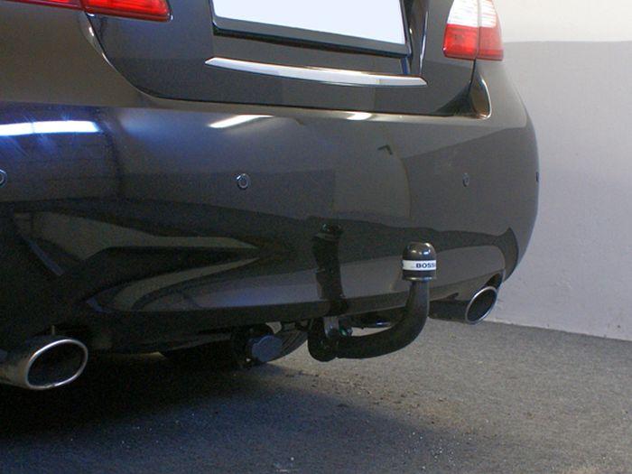 Anhängerkupplung VW-Crafter 30-35, Pritsche, Radstd. 4325mm, Baujahr 2006-2017
