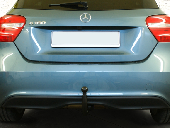 Anhängerkupplung für Mercedes-B-Klasse - 2011-2014 W246 Ausf.:  vertikal