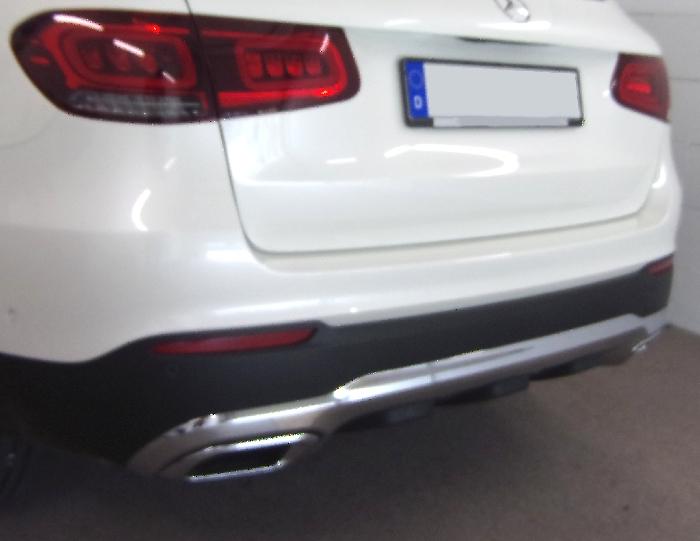 Anhängerkupplung für Mercedes-GLC - 2019- X253 Ausf.:  vertikal