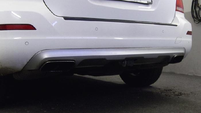 Anhängerkupplung für Mercedes-GLK - 2008- X204 Ausf.:  horizontal