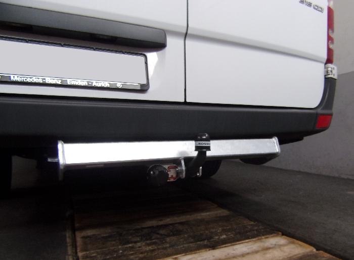Anhängerkupplung für Mercedes-Sprinter Kastenwagen Heckantrieb - 2006-2018 209-324, Radstd. 3250mm, Fzg. ohne Trittbrettst. Ausf.:  feststehend