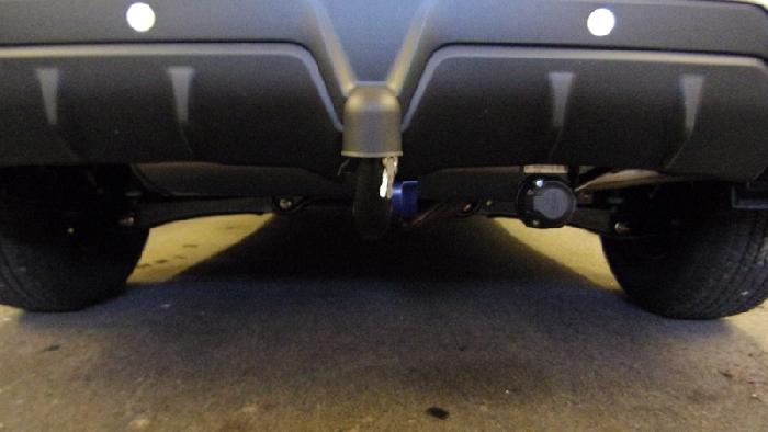 Anhängerkupplung für Mitsubishi-ASX - 2010-2011 Ausf.:  vertikal