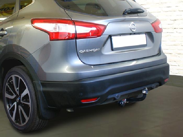 Anhängerkupplung für Nissan-Qashqai - 2014-2017 spez. Adblue Ausf.:  feststehend