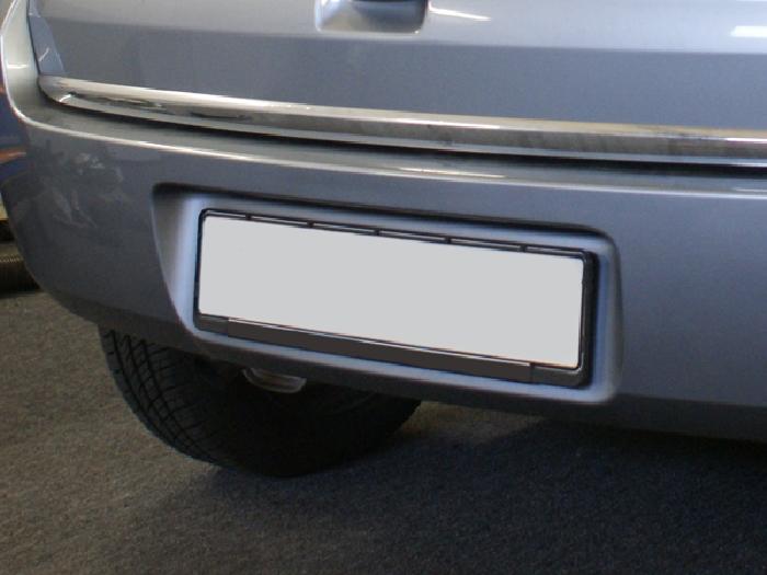 Anhängerkupplung für Opel-Meriva - 2003-2010 A, Minivan Ausf.:  vertikal
