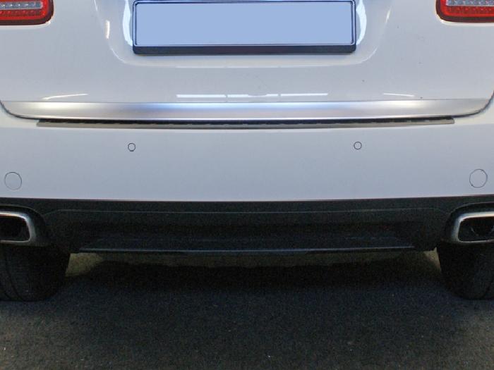Anhängerkupplung für Porsche-Cayenne - 2014-2017 nicht Fzg mit ACC / Distanzregulierung Ausf.:  vertikal