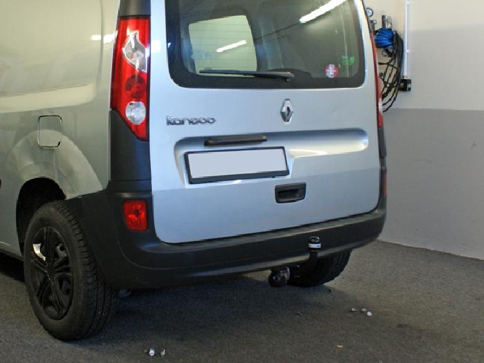 Anhängerkupplung Renault-Kangoo II incl. Rapid, Maxi, Compact, Express, Baujahr 2013-