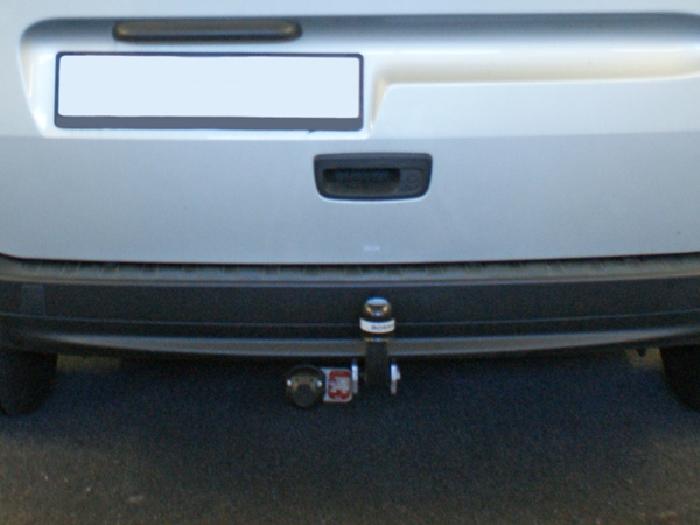 Anhängerkupplung für Renault-Grand Kangoo - 2013- 7-Sitzer Ausf.:  feststehend