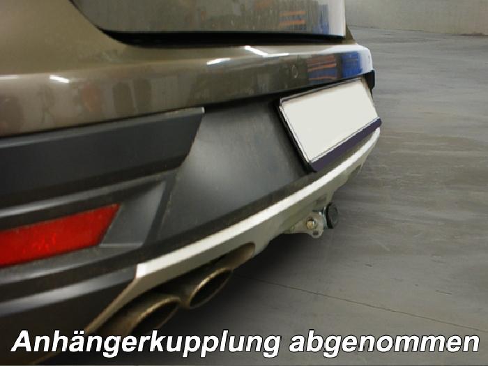 Anhängerkupplung für Seat-Leon - 2014-2017 X-Perience Ausf.:  horizontal