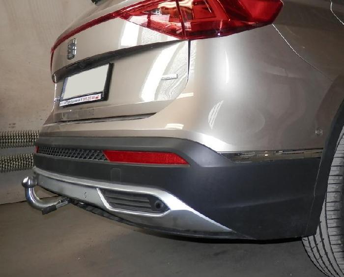 Anhängerkupplung für Seat-Tarraco - 2019- SUV Ausf.:  horizontal