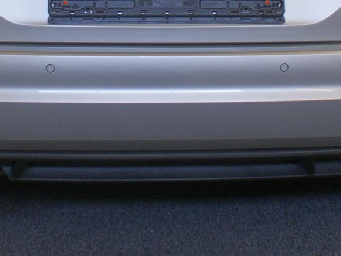 Anhängerkupplung VW Golf VII Sportsvan, Baureihe 2013-2018  vertikal
