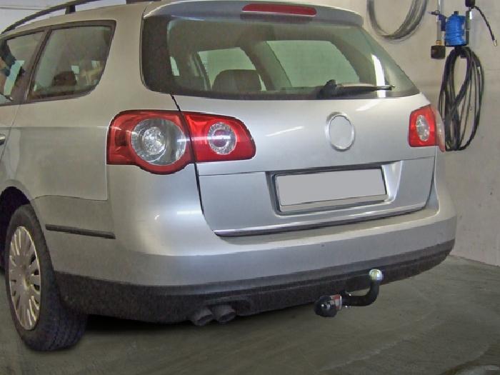 Anhängerkupplung VW-Passat 3c, incl. 4-Motion, Variant, Baujahr 2005-2010