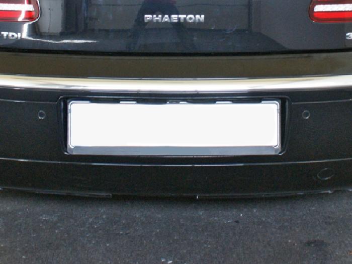 Anhängerkupplung für VW-Phaeton - 2002-2008 3d, Limousine Ausf.:  vertikal