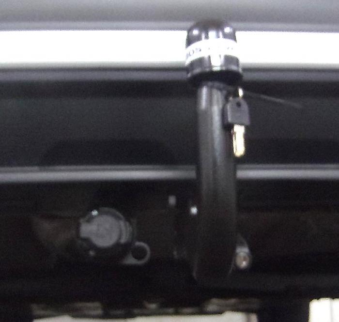 Anhängerkupplung VW T-Cross spez. R-Line, Baureihe 2019-  vertikal