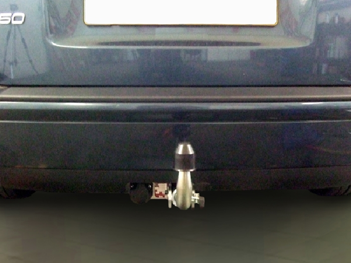 Anhängerkupplung für Volvo-V50 - 2007-2009 Kombi Ausf.:  horizontal