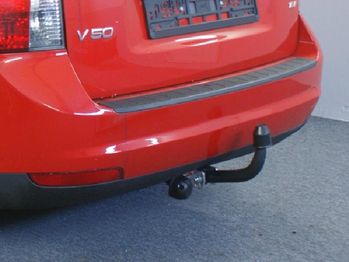 Anhängerkupplung für Volvo-S40 - 2007-2010 Limousine Ausf.:  feststehend