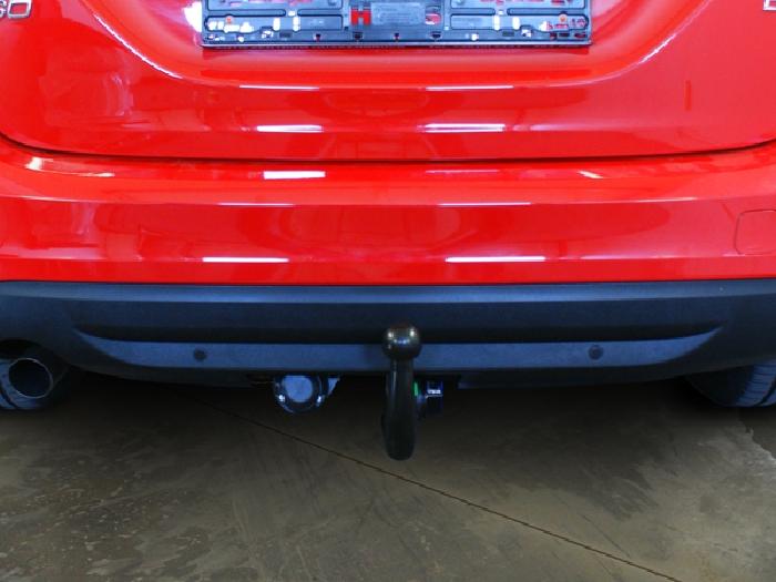 Anhängerkupplung für Volvo-V60 - 2013- Kombi, Hybrid Ausf.:  vertikal