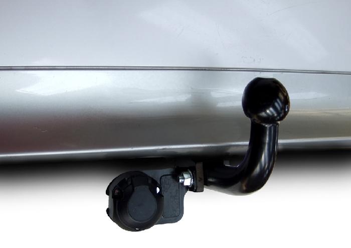 Anhängerkupplung für Mitsubishi-L200 - 2006-2009 2WD, Fzg. mit Stossstange Ausf.:  feststehend
