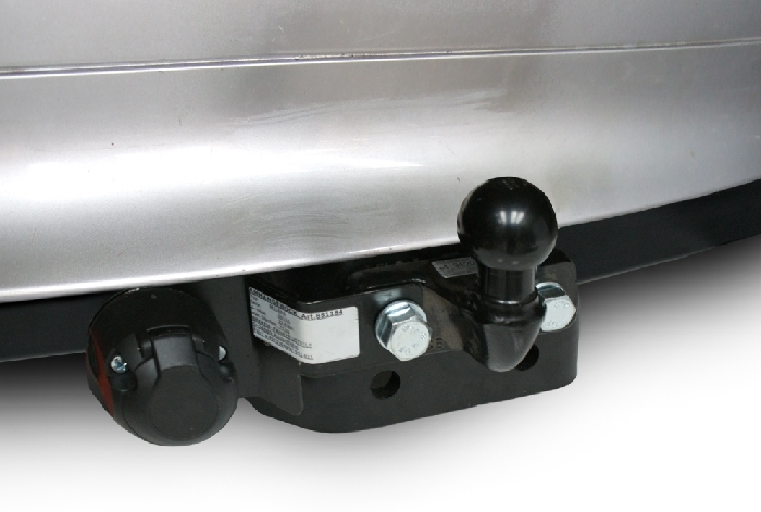 Anhängerkupplung für VW-Transporter - 2015- T6, Kasten Bus Kombi, inkl. 4x4 Ausf.:  feststehend