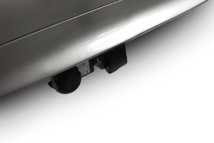 Anhängerkupplung für Nissan-Murano - 2004-2008 Ausf.:  horizontal