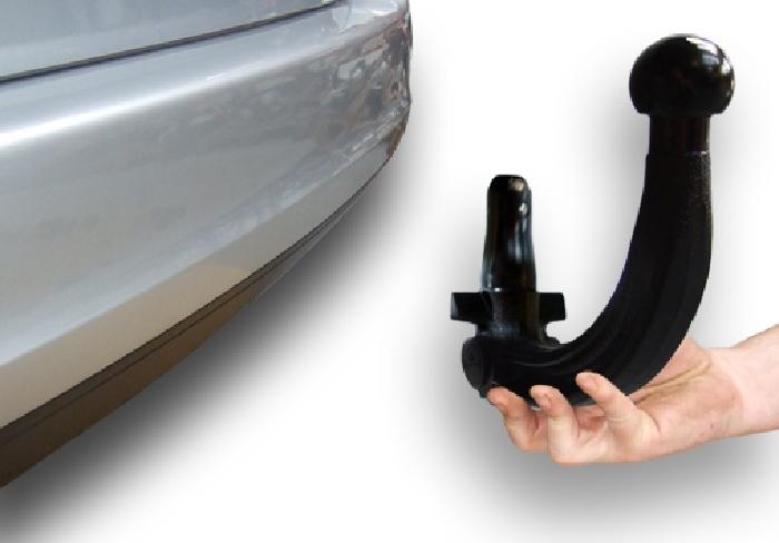 Anhängerkupplung für VW-Passat - 2000- 3b, 4-Motion, Limousine Ausf.:  vertikal