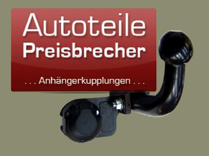 Anhängerkupplung für Rover-75 - 2001- Kombi Ausf.:  horizontal
