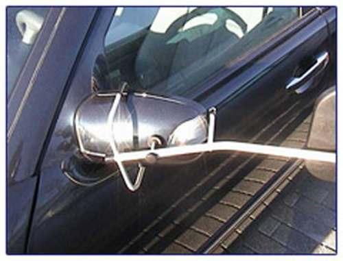 BMW X1 E84 Bj. 07.2012-09.2015 Oppi Wohnwagenspiegel u. Caravanspiegel